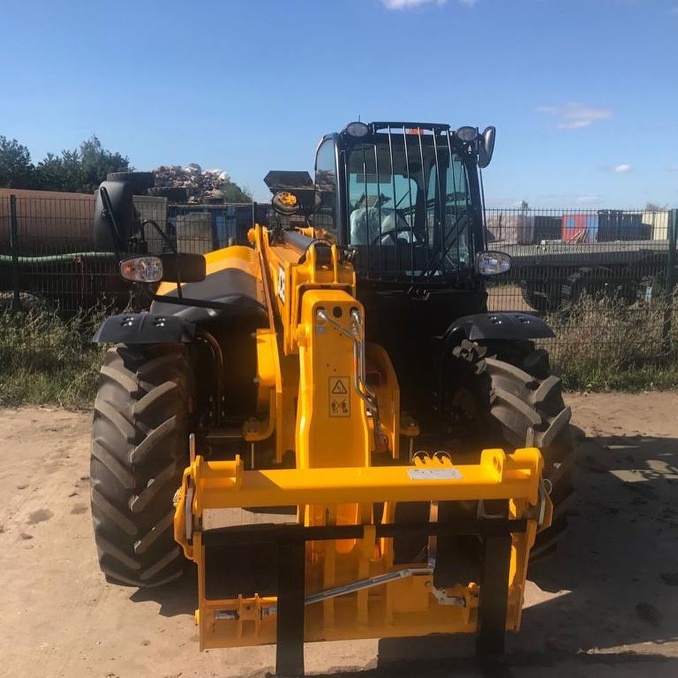 loadall telehandler hire