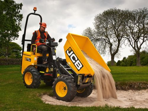 1 tonne dumper hire and sales