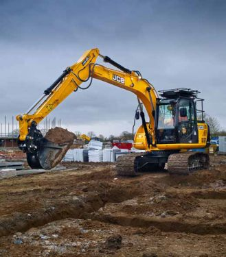 13 tonne excavators for hire