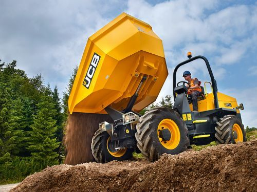 6 tonne dumper hire and sales uk