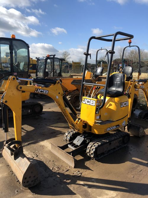 micro digger micro excavator hire and sales