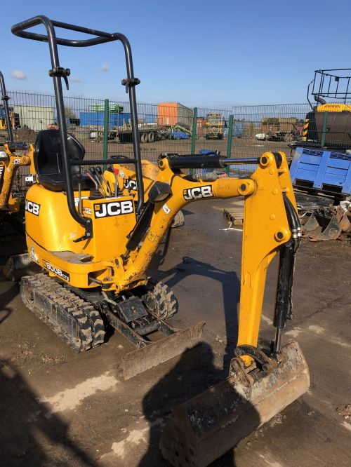micro digger, micro excavator hire and sale UK
